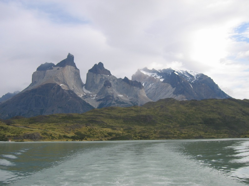 HORNS of PAINE Patagonia by Shirley