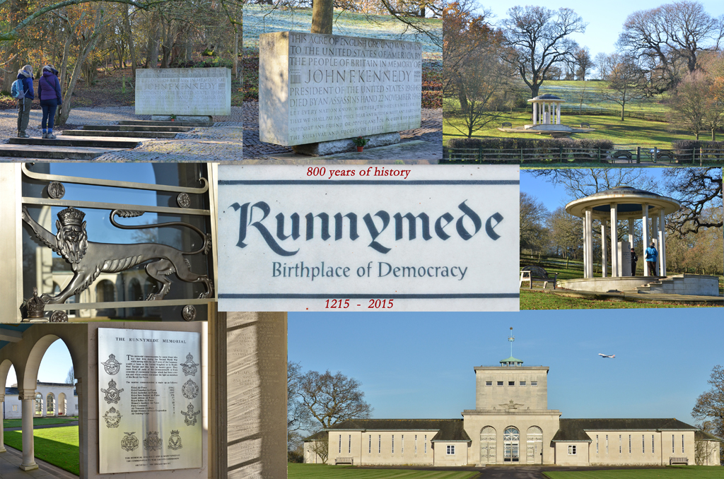 HISTORIC RUNNYMEDE
