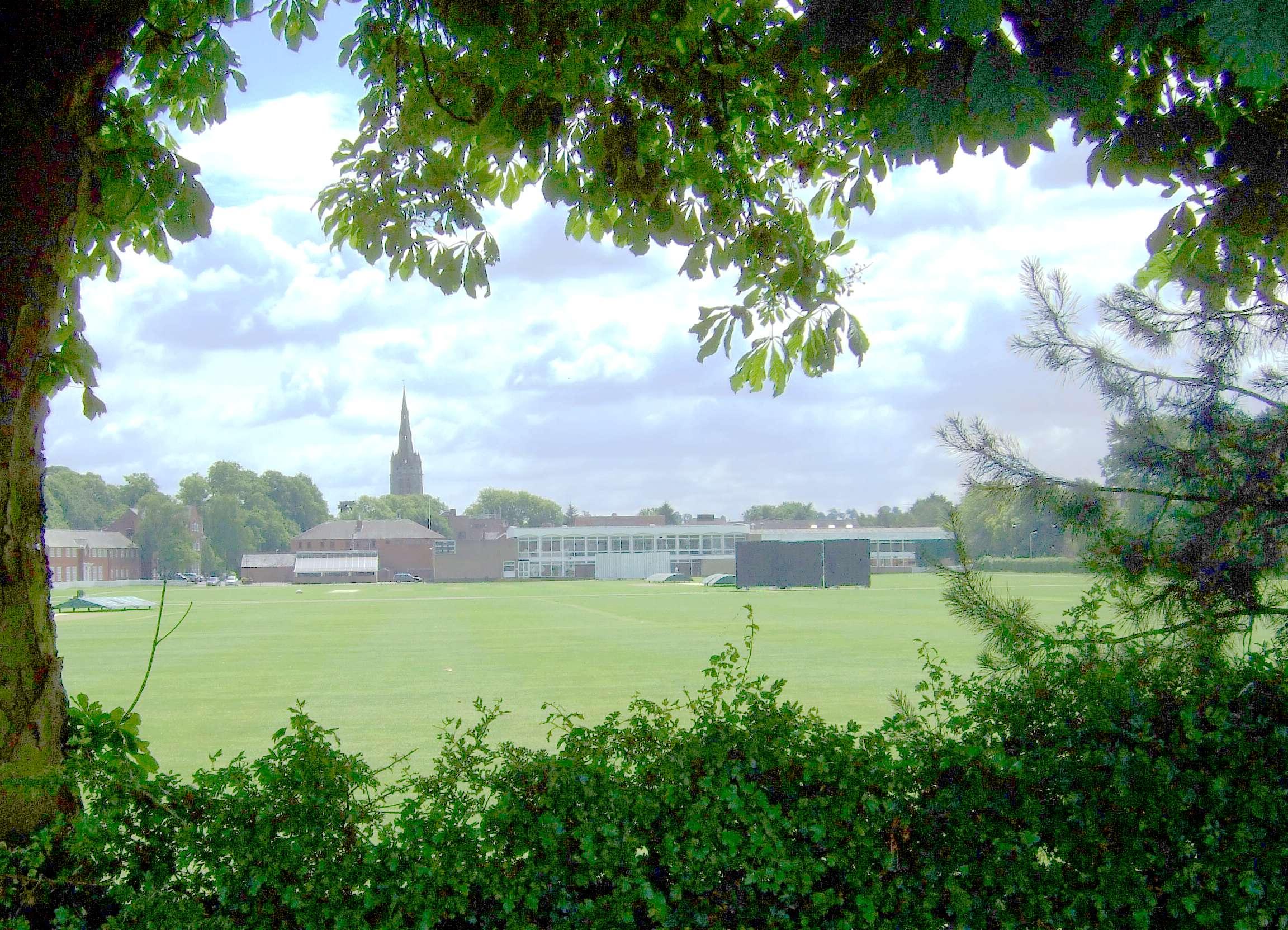 Oakham view