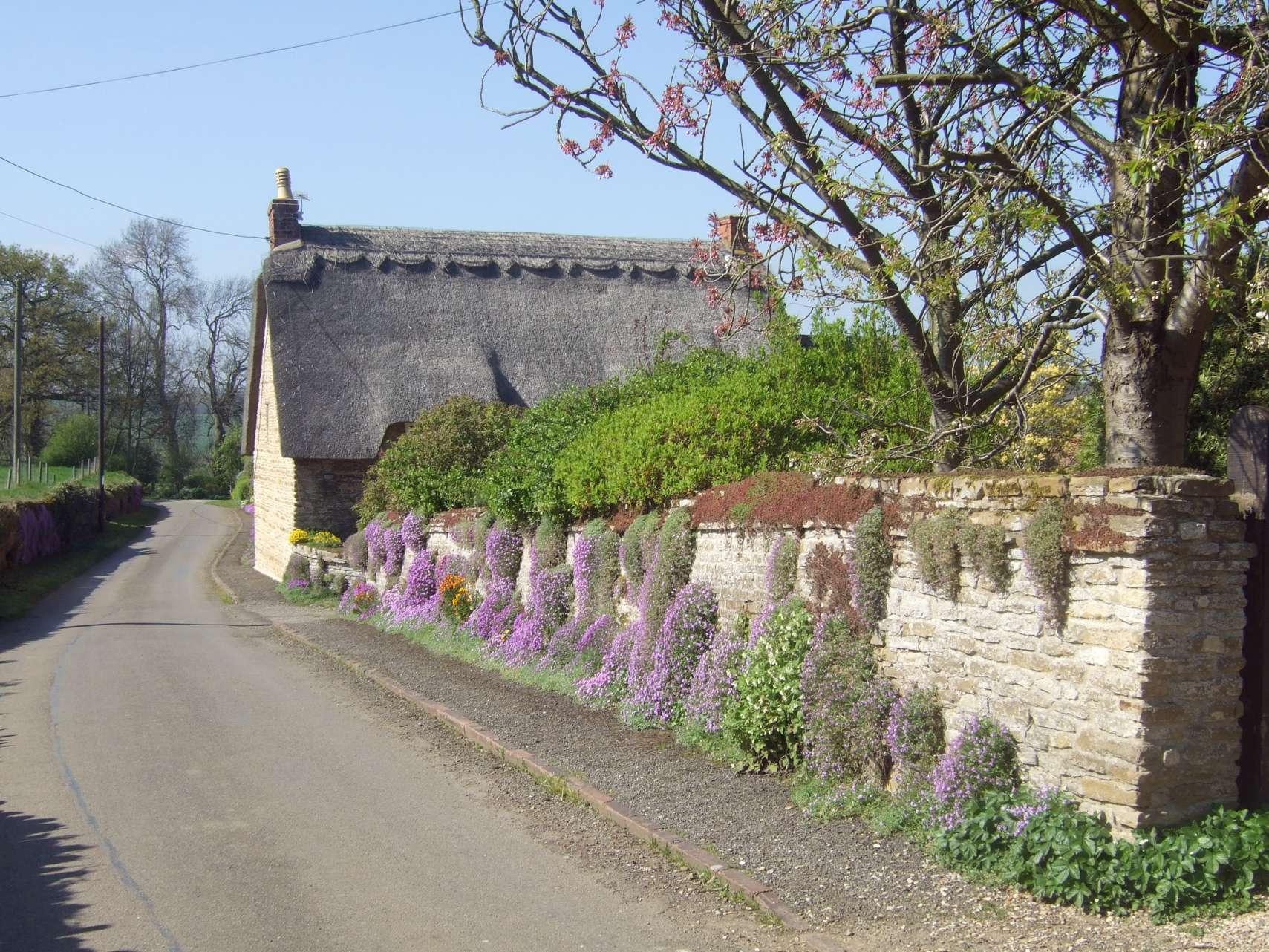 Pilton village