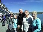 Picture on Swanage sea front