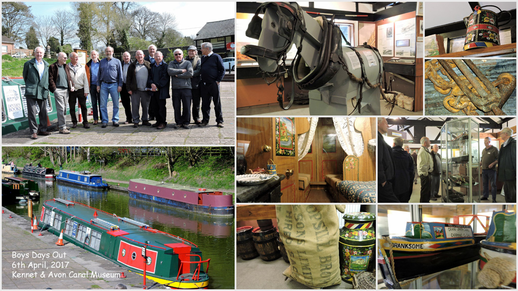 Kennet and Avon Canal Museum.