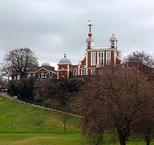 The Royal Observatory, Greenwich.