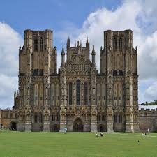 Visit to Wells, Somerset.