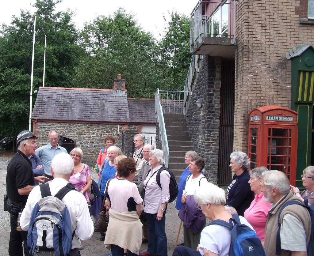 Rhondda - Introduction to the site