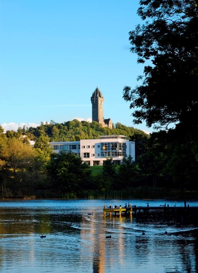 Stirling Campus and Wallace Monument