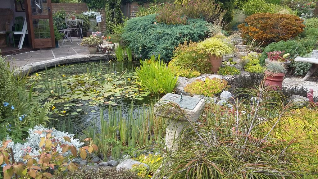 NGS Garden July 2019