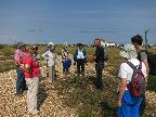 Members at Dungeness