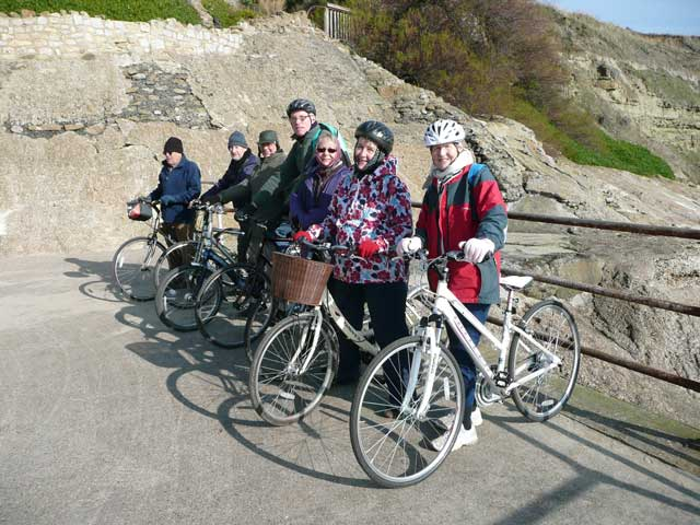 Cycling at Folkestone 2