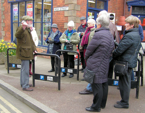 Out & About with the Local History Group