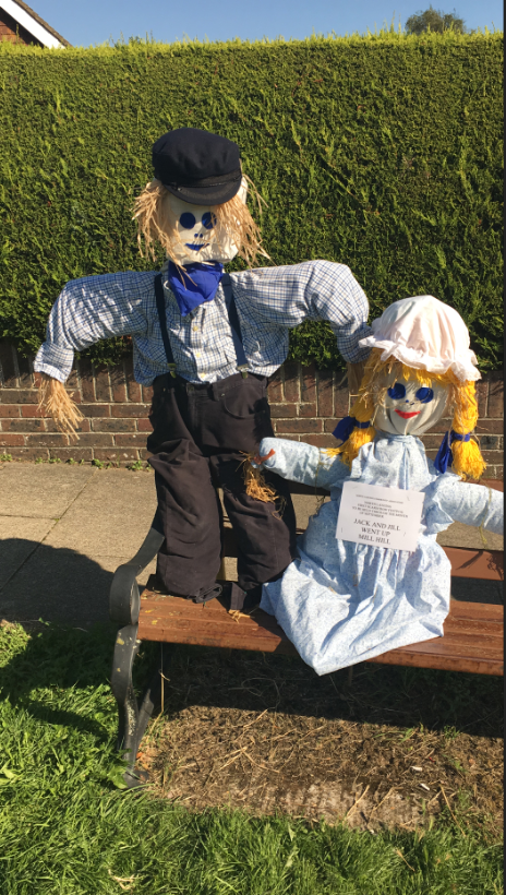 scarecrow festival north lancing