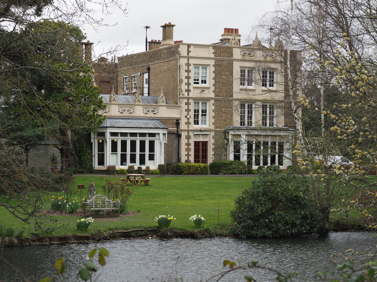 Lamorbey House, c G.Wood