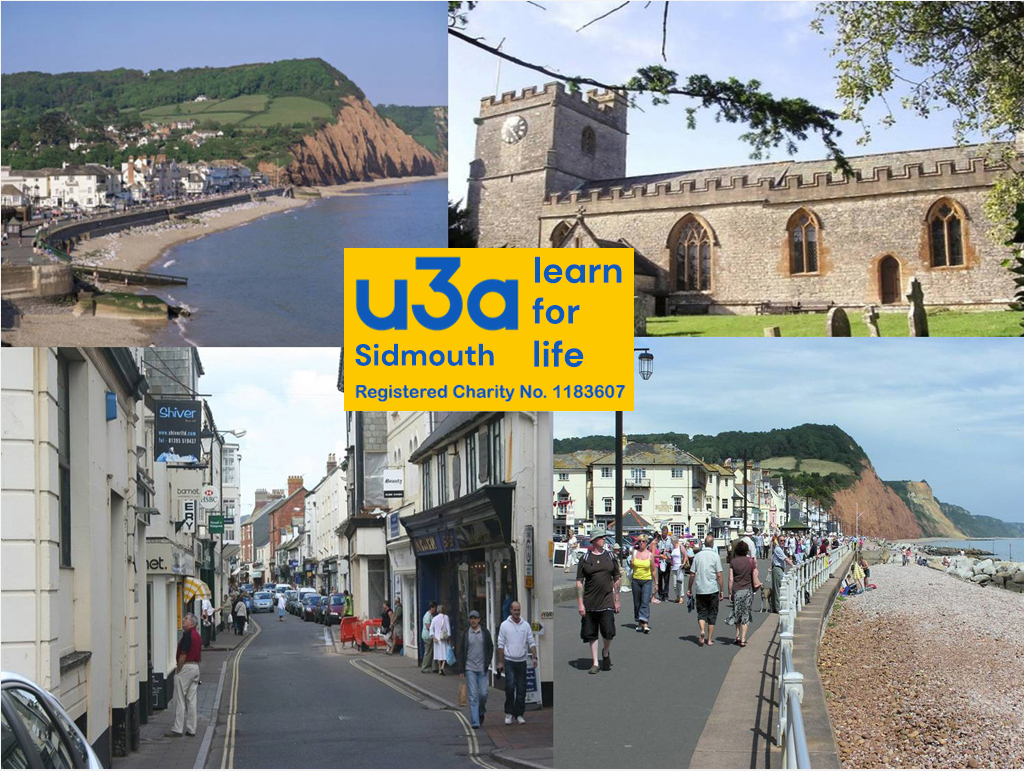 Picturesque Sidmouth