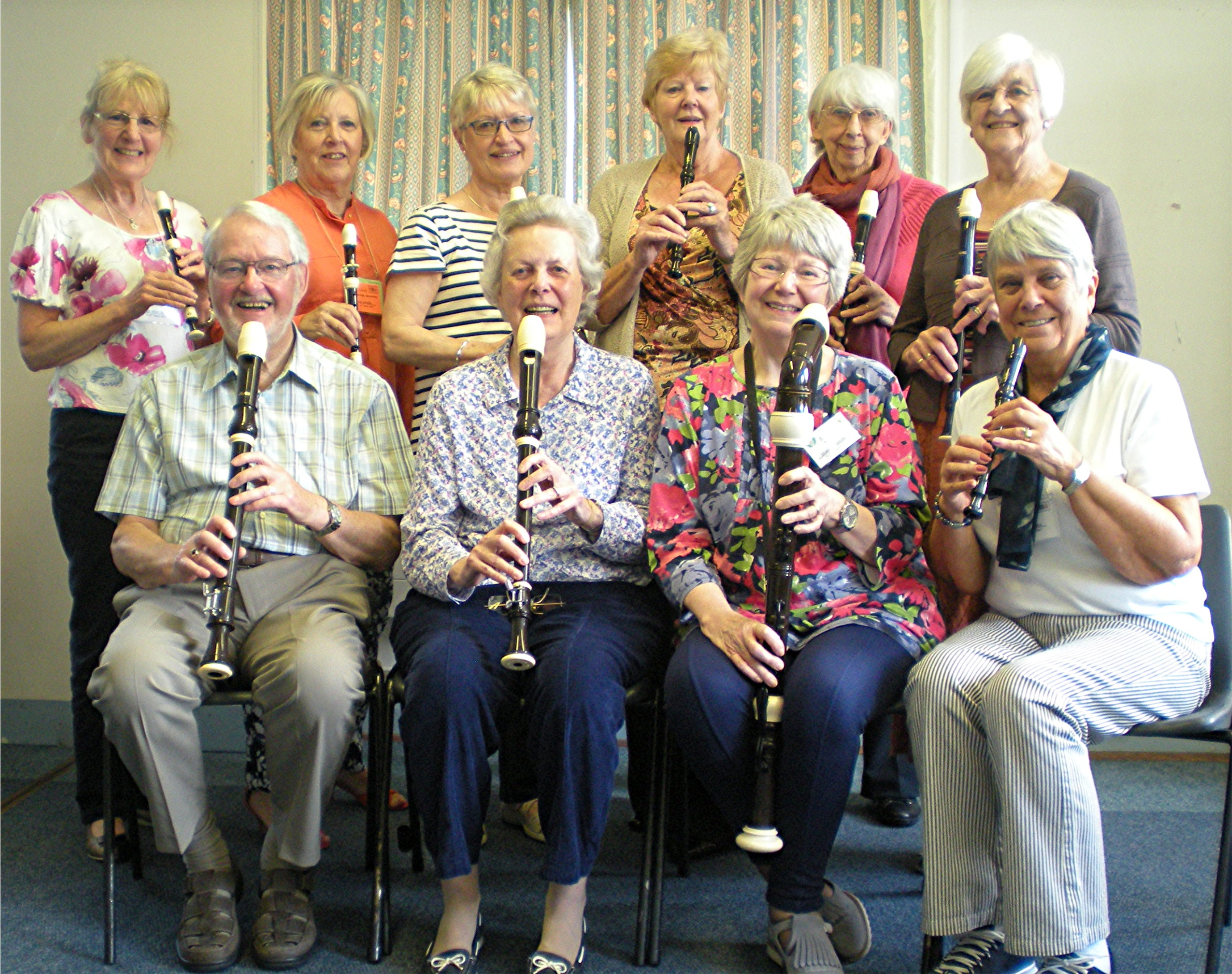 Silhill U3A Recorder group