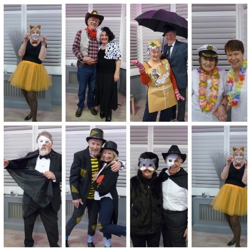 Characters from  Bournemouth