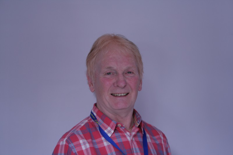 Geoff Williams - Webmaster/Computing