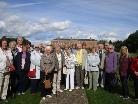 Social Group at Southwell Minster