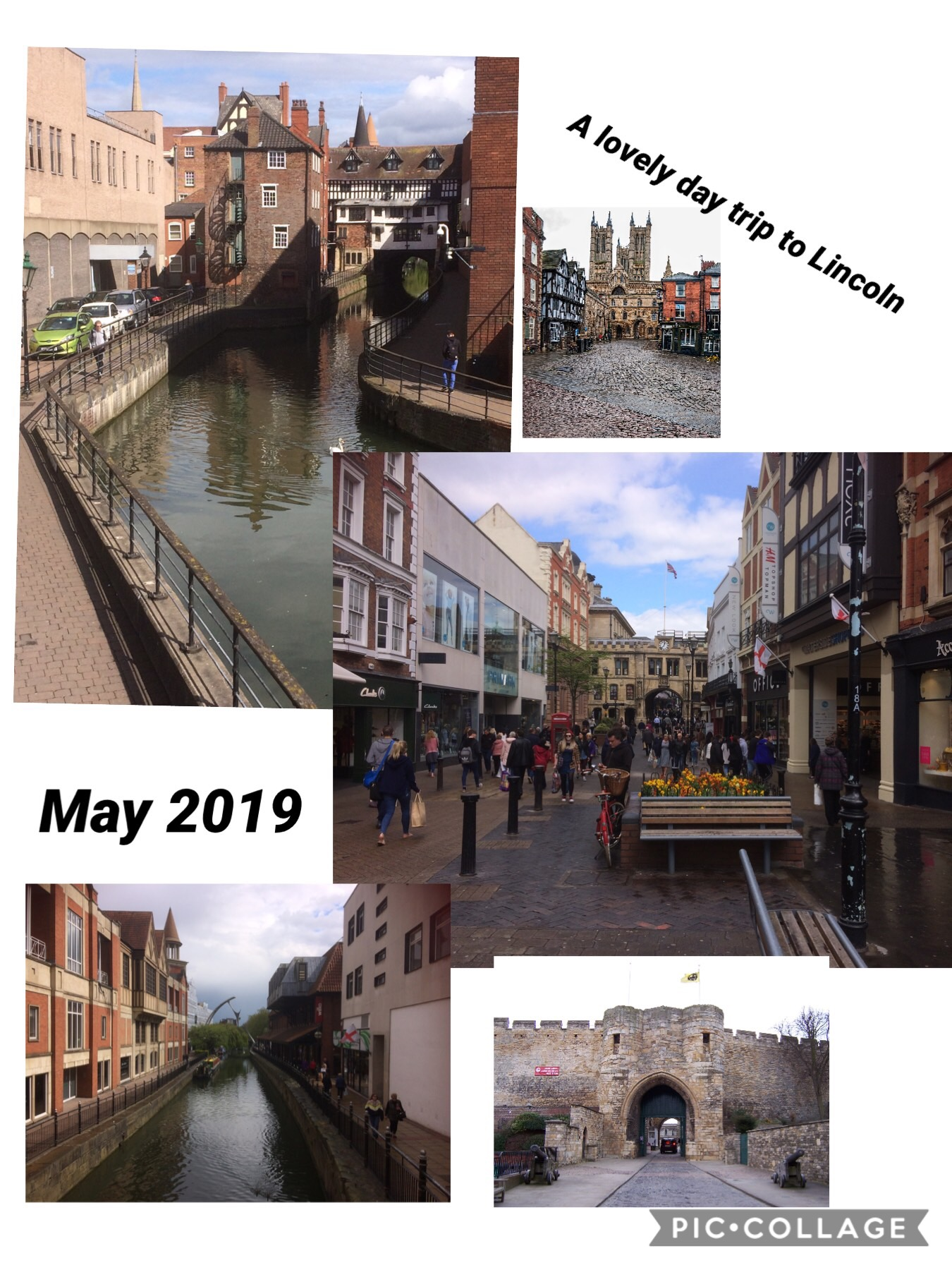 Day trip to Lincoln