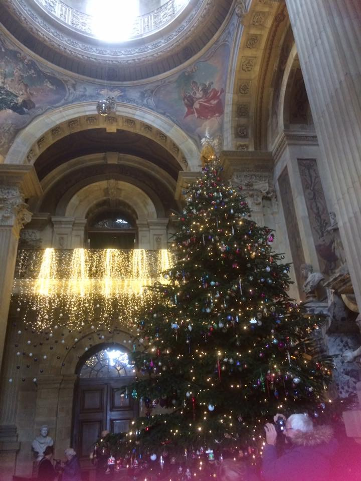 CAstle Howard Christmas extravaganza