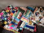 Nicky Ryden's patchwork quilts