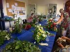 Ladies at Flower Arranging