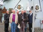 Our Group on HMS Belfast