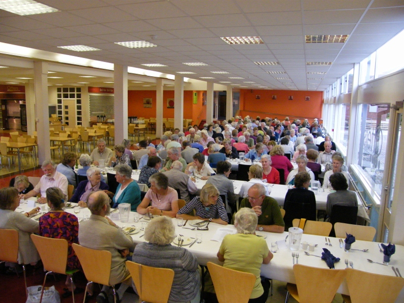 Chichester Summer School Refectory
