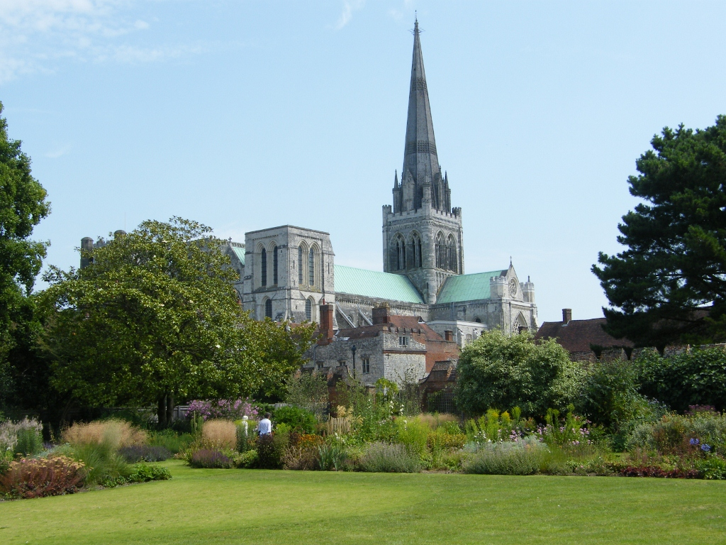 Chichester Cathedral & Gardens
