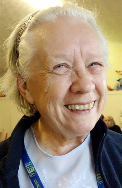 Leader Anne Sorrell