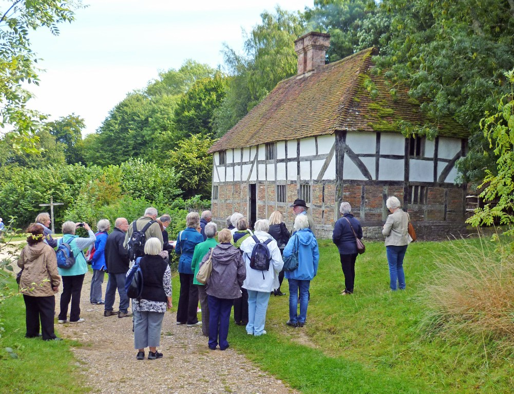Visit to Weald & Downland Museum 10/9/13