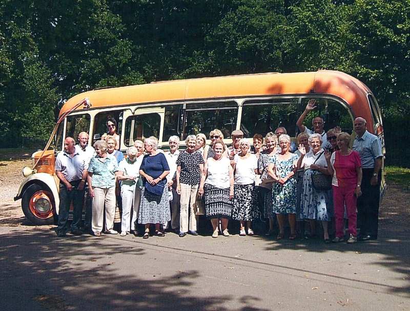 Collectables Charabanc trip to Hartney W
