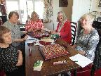 Scrabble(3) Group scrabbling Summer 2015