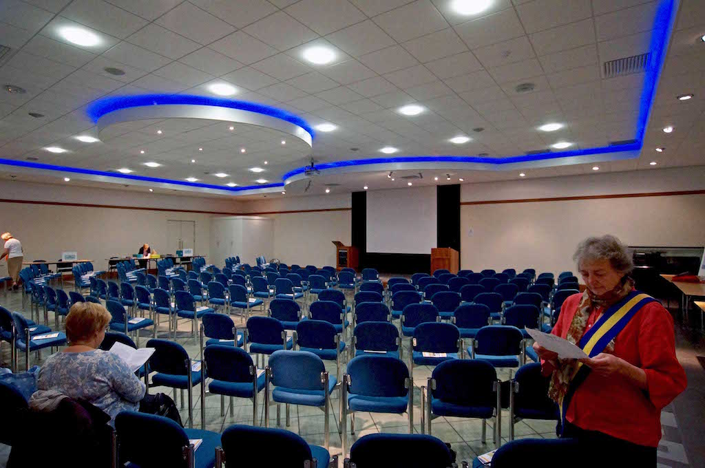General Meeting Venue