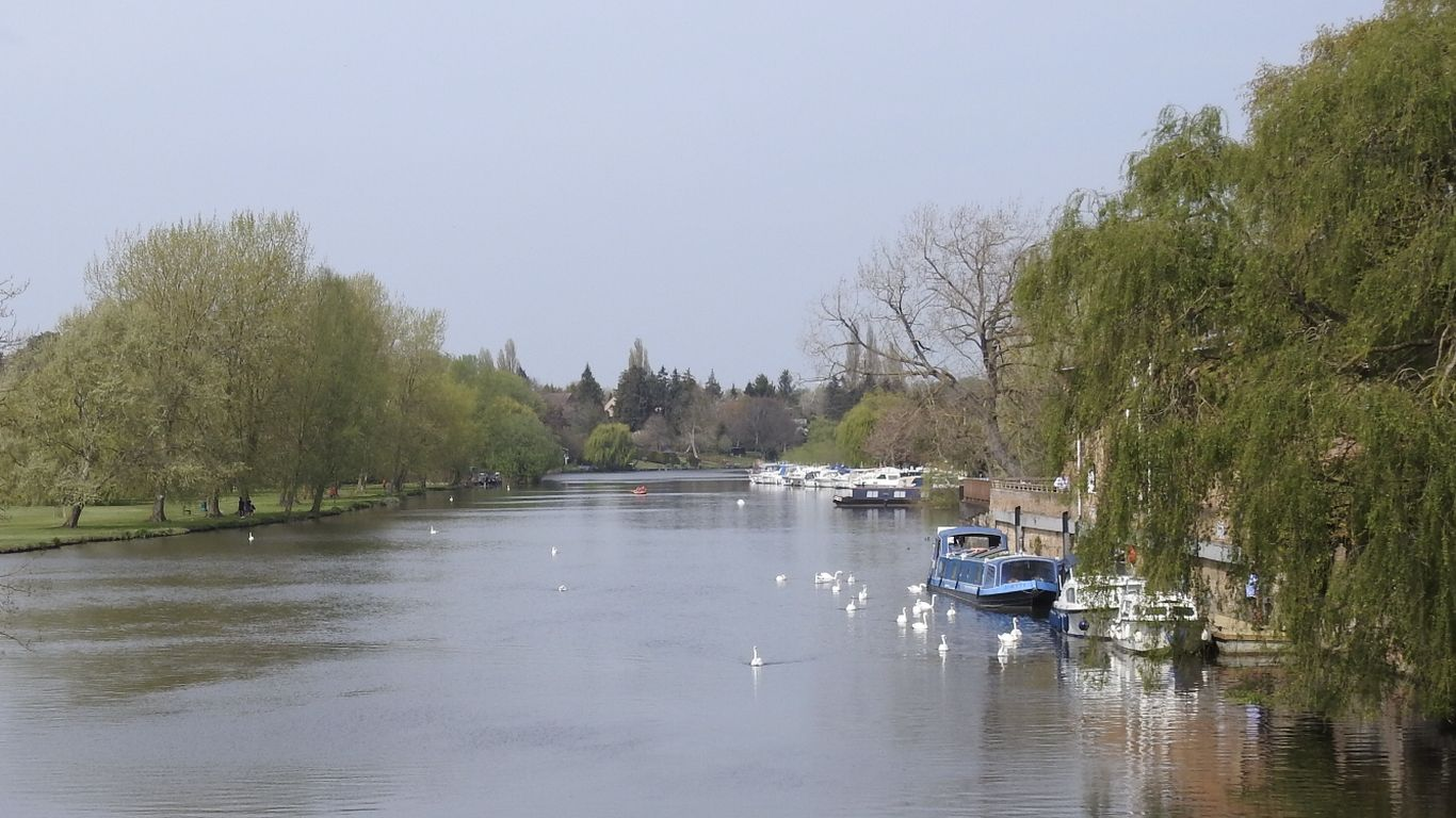 St Neots River Great Ouse