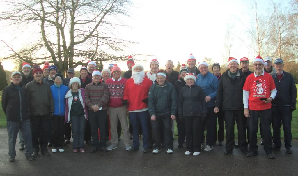 Christmas Golf Day