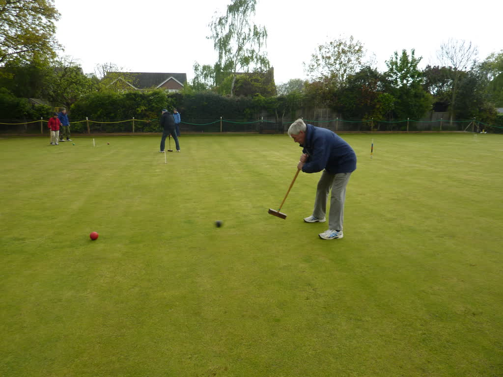 Croquet Group
