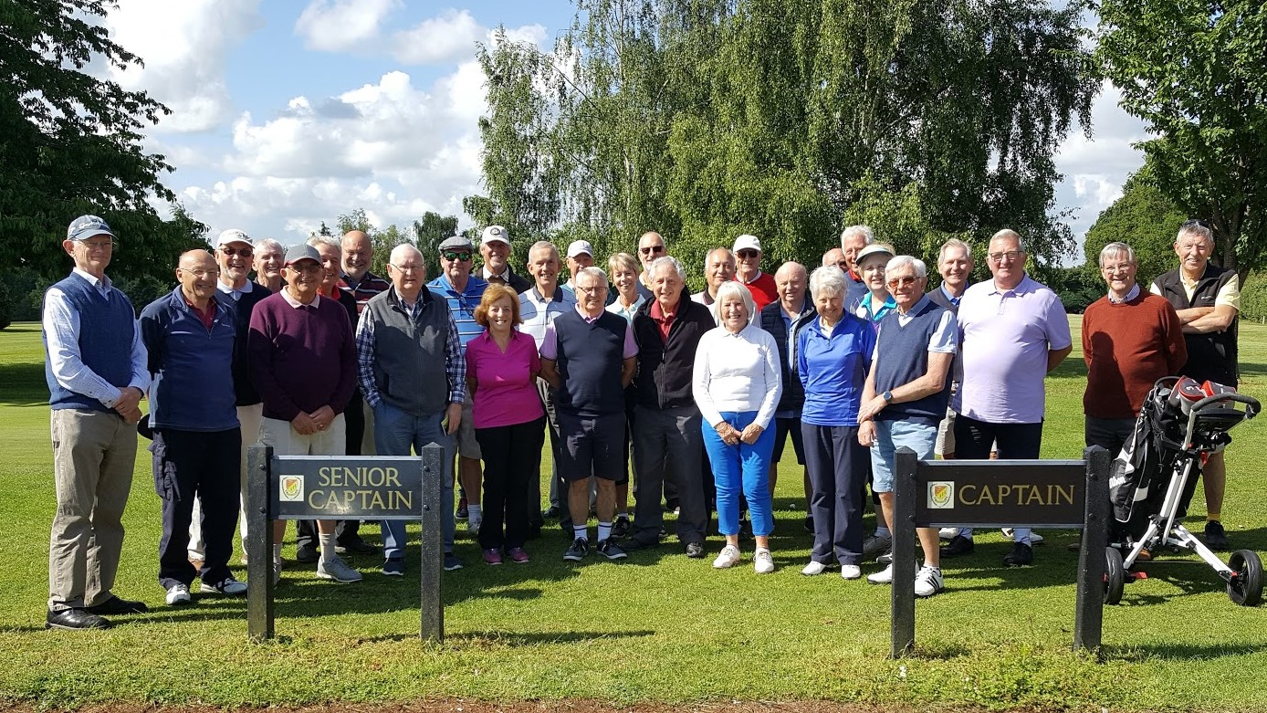 Summer Stableford competition June 2019
