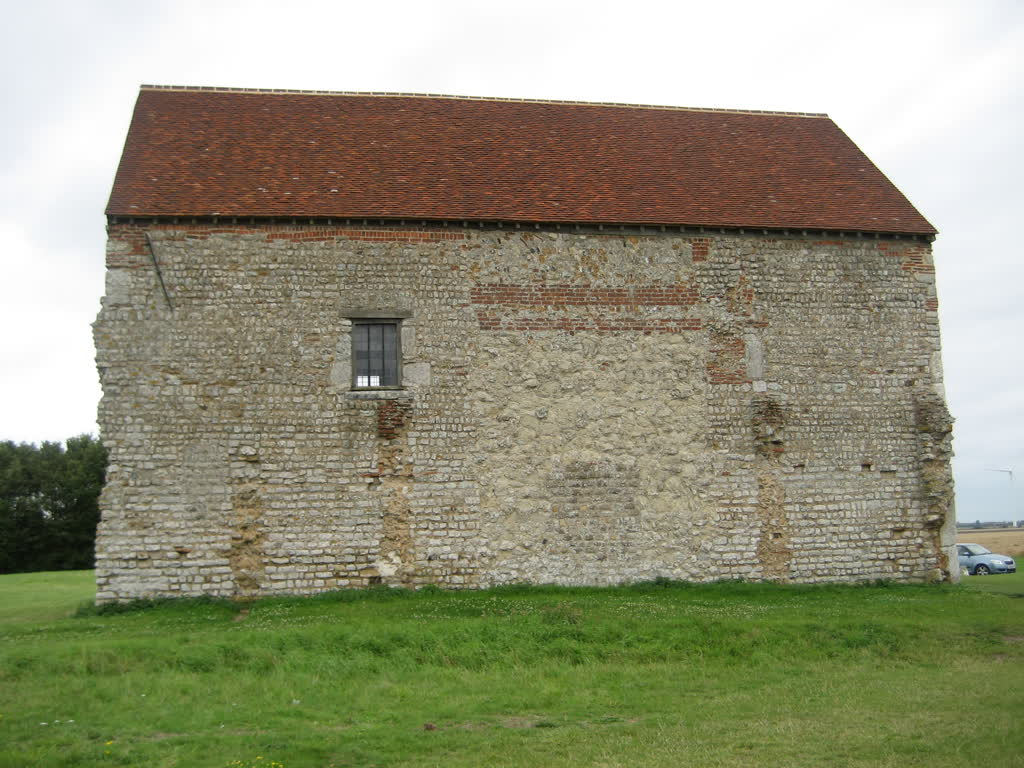 The Chapel of St Peter-on-the-Wall