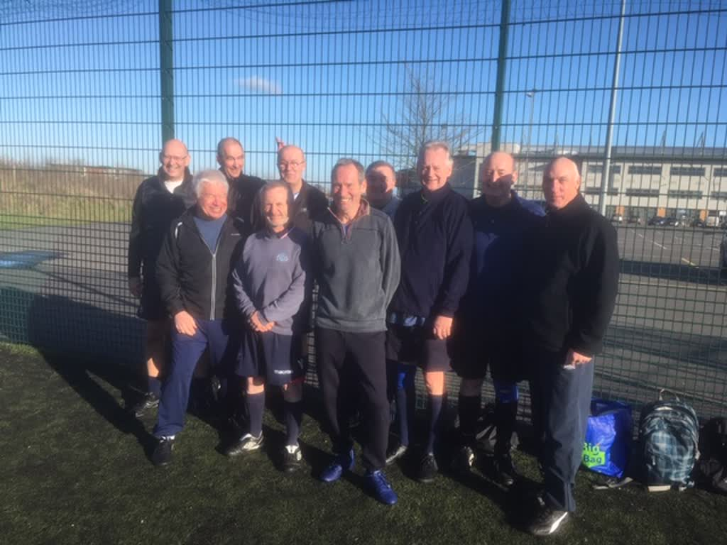 The Walking Football Group