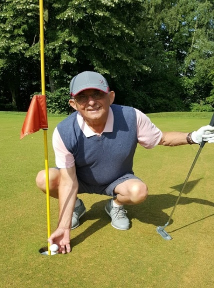 Hole in One for Joe White!