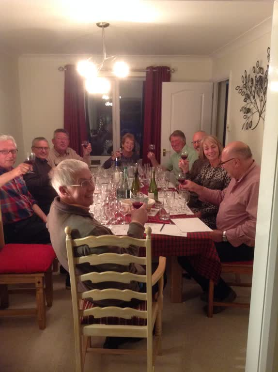 Stanway Wine Appreciation Group