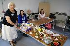 Some of the Sugarcraft Group with leader