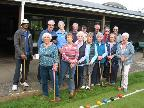 Croquet Group at Colchester Croquet Club
