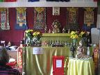 The Mahabodhi Temple in Brentwood