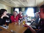 Lunch at Mount Bures