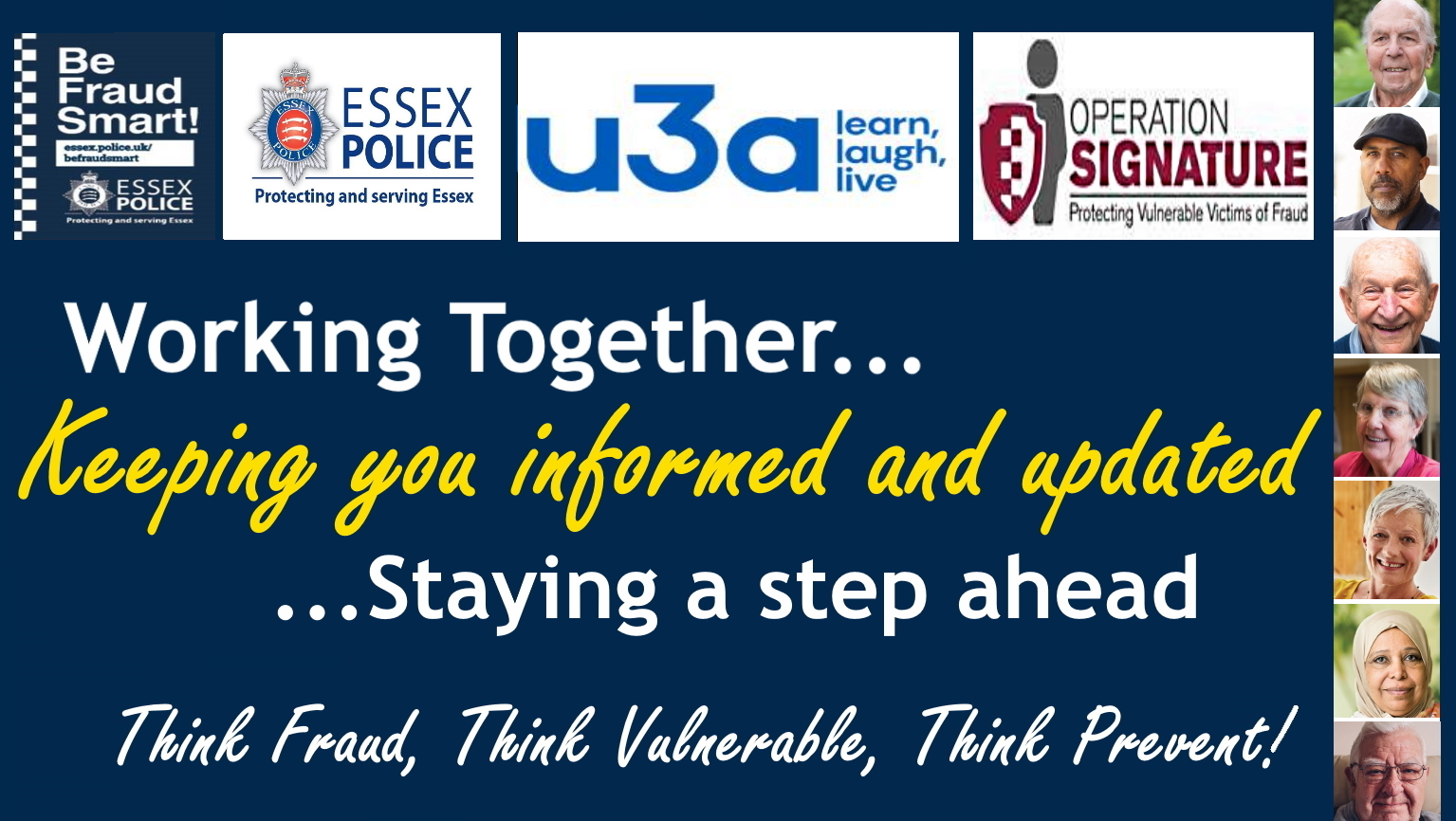 Working together to keep you safe