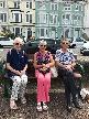 After lunch in Llandudno