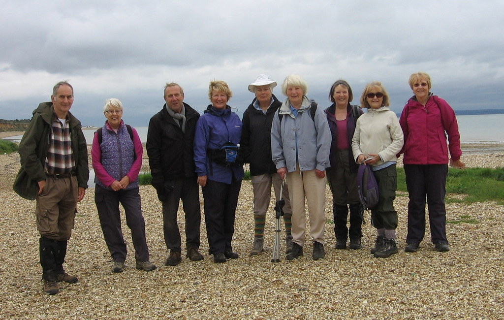 Our Walking Group on the 16th Sept.