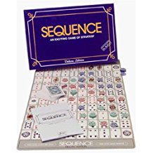 The Game of Sequence -The sequence Board
