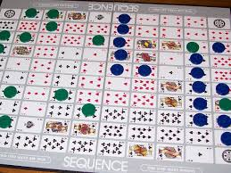 The Game of Sequence